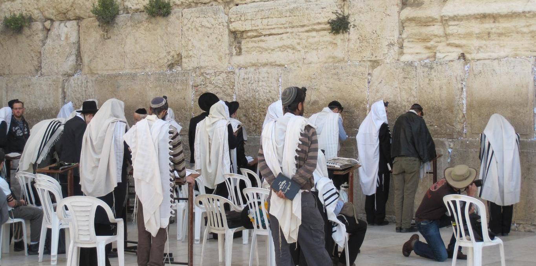 Universal Prayers for Jerusalem, Prayers of Hope from Twelve Gates Foundation Leader