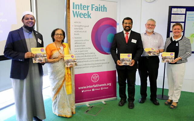 More than 500 events to take place for Inter Faith Week 2019