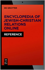 Introducing the Encyclopedia of Jewish-Christian Relations