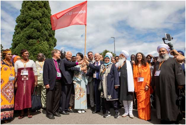 The Arc of Justice: The World's Religions Launch Strategic Priorities for Peace