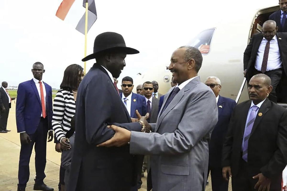 Sudan, rebel alliance reach deal in ongoing peace efforts