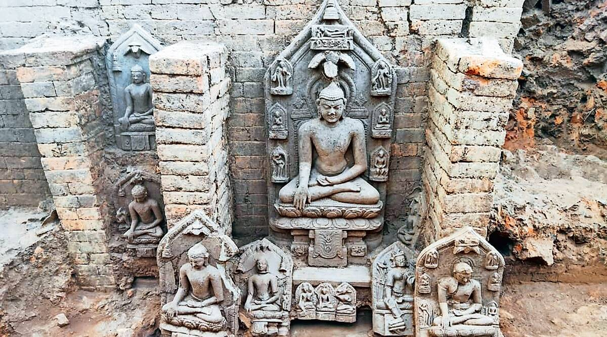 Ancient Buddhist monastery found in Jharkhand