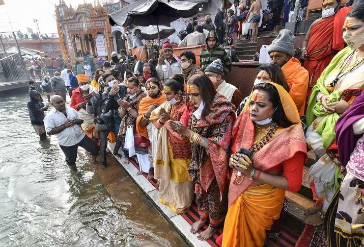 2021 Kumbh Mela has begun